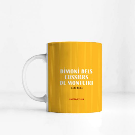 Tassa Dimoni dels Cossiers de Montuïri