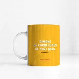 Tassa Dimoni correfocs de Sant Joan